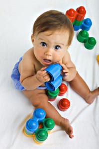 Мамины «помощники» в физическом развитии ребенка